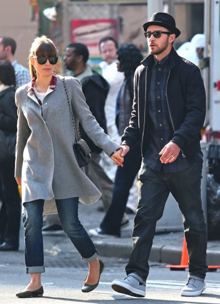 Time For Baby? Jessica Biel Announces She's Taking Time Off From Acting 1204