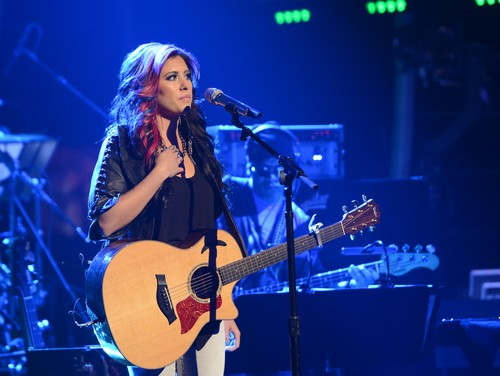 "Jessica Meuse American Idol ""So What"" and ""You and I"" Videos 5/7/14 #IdolTop4"