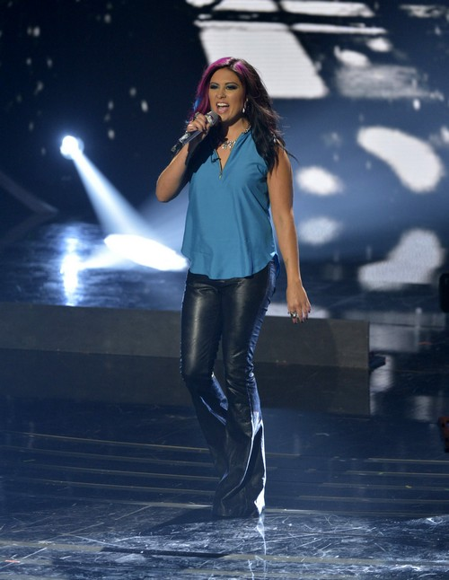 "Jessica Meuse American Idol ""Somebody to Love"" Video 4/23/14 #IdolTop6"