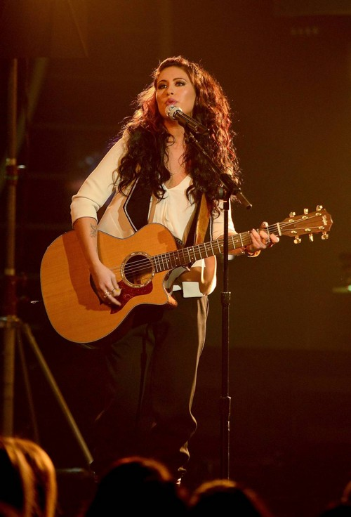 "Jessica Meuse American Idol ""Pumped Up Kicks"" Video 3/19/14 #IdolTop10"