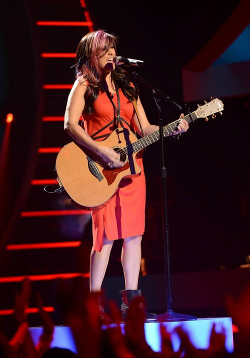 "Jessica Meuse American Idol ""Call Me"" Video 4/9/14 #IdolTop8"