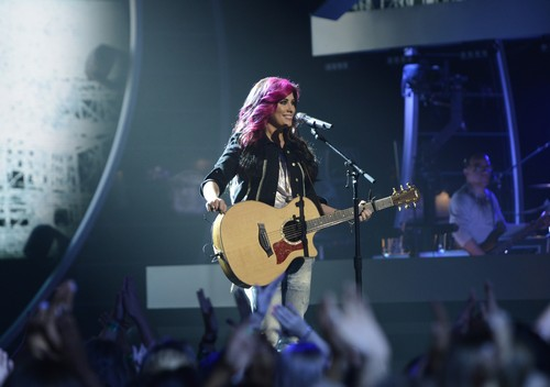"Jessica Meuse American Idol ""Rhiannon"" Video 3/26/14 #IdolTop9"