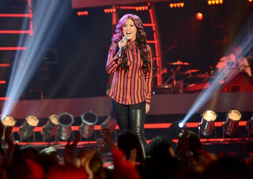 "Jessica Meuse American Idol ""Gunpowder and Lead"" Video 4/16/14 #IdolTop7"