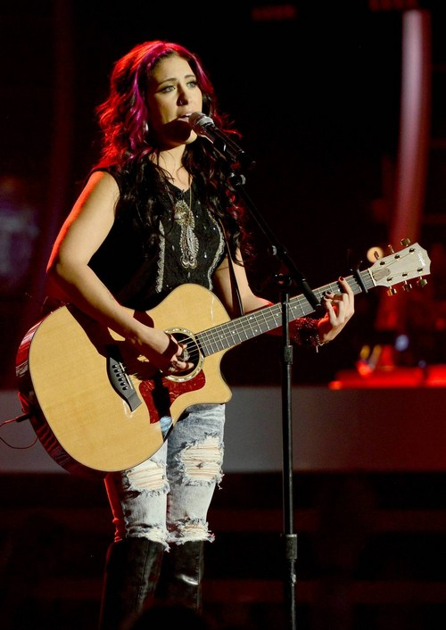 "Jessica Meuse American Idol ""The Sound of Silence"" Video 3/12/14 #IdolTop11"