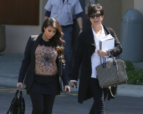 Kim Kardashian Gaining Weight On Purpose For Weight Watchers Deal  0331