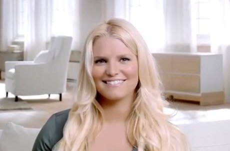 Jessica Simpson's New Weight Watchers Ad is Out and it's Horrible (Video)