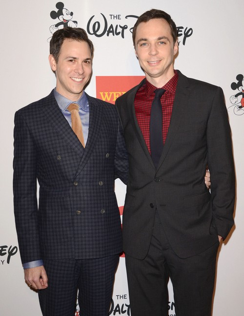 Jim Parsons and Todd Spiewak To Adopt Baby - Seek Surrogate Mother To Have Their Child