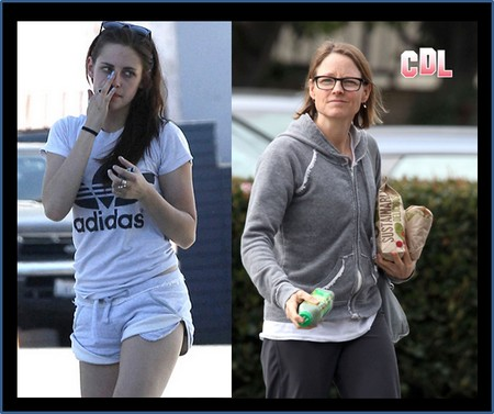 Jodie Foster Takes Side: Supports Kirsten Stewart Throught Cheating Scandal