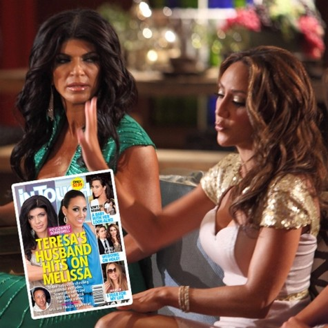 Teresa Giudice's Husband Joe Giudice Hits on Melissa Gorga!