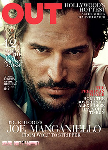 Joe Manganiello Loves Being A Naked Werewolf For 'True Blood'