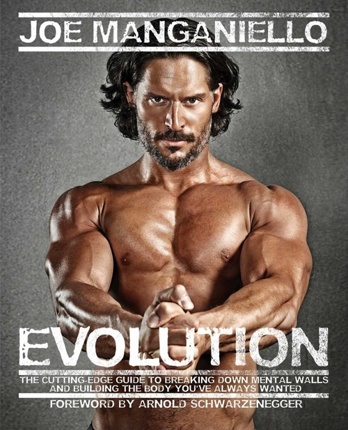 True Blood's Joe Manganiello from Homeless Alcoholic to the Hottest Werewolf on Television - New Fitness Self-Help Book!
