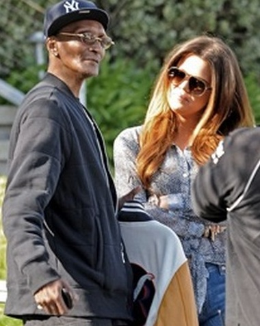 Khloe Kardashian and Lamar Odom Take Time Off to Be with His Ailing Father