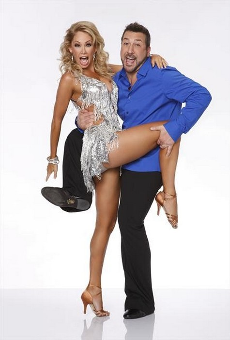 Joey Fatone Eliminated From Dancing With The Stars All-Stars 10/2/12 (Video)