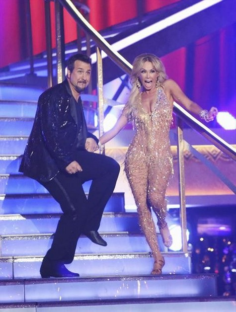 Joey Fatone Dancing With the Stars All-Stars Quickstep Performance Video 10/01/12
