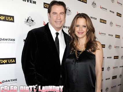 New Baby Brought John Travolta And Kelly Preston Back Together