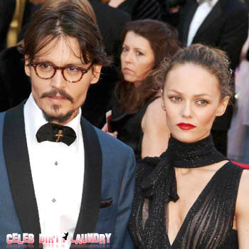 Johnny Depp Is Just Too Much Man For Vanessa Paradis