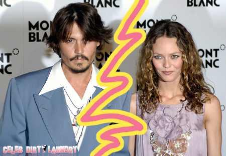 Johnny Depp and Vanessa Paradis Split Up Forever After 14-Year Relationship