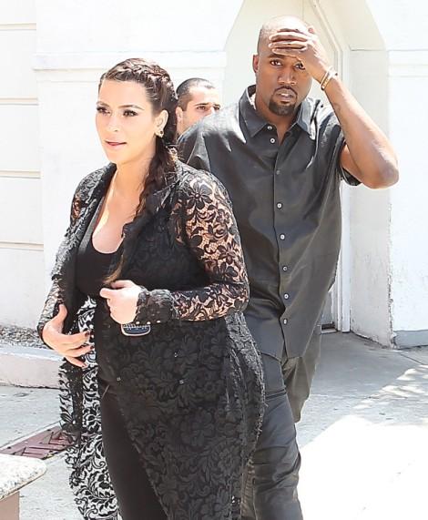 Kanye West Using Kim Kardashian's Family To Sell His New Failing Album 0611