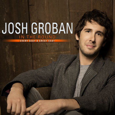 CDL Giveaway: Win a Pair of Tickets to See Josh Groban LIVE in Concert!