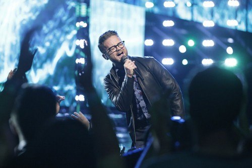 "Josh Kaufman The Voice ""Set Fire to the Rain"" Video 5/19/14 #TheVoiceFinale"