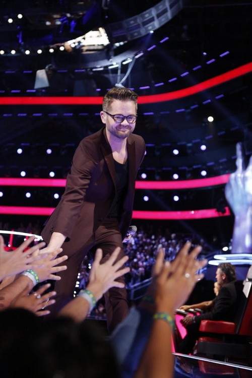 """Josh Kaufman and Usher The Voice """"Every Breath You Take"""" Video 5/19/14 #TheVoiceFinale"""
