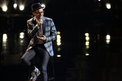 "Josh Kaufman The Voice ""All of Me"" Video 5/12/14 #TheVoice"
