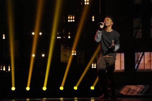 "Josh Levi The X Factor ""Straight Up"" Video 11/13/13 #TheXFactorUSA"