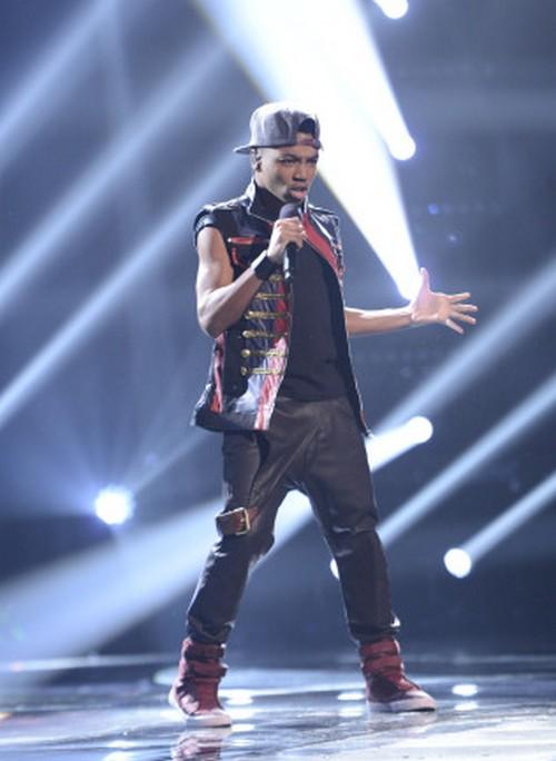 "Josh Levi The X Factor ""Treasure"" Video 11/27/13 #TheXFactorUSA"