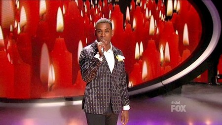 Joshua Ledet American Idol 2012