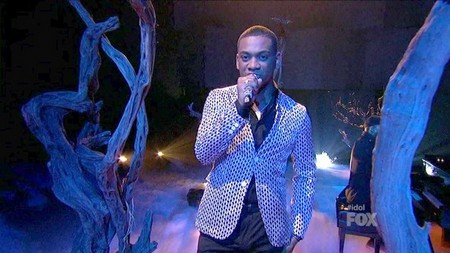 Joshua Ledet American Idol 2012 'SONG 3' Video 5/16/12