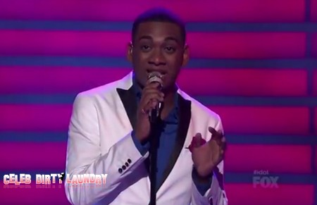Joshua Ledet American Idol 2012 'Without You Video 3/28/12