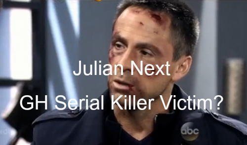 'General Hospital' Spoilers: GH Script Leak Warns Julian in Hospital - Next Victim of GH Serial Killer?