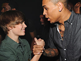 Justin Beiber And Chris Brown To Do Song Together