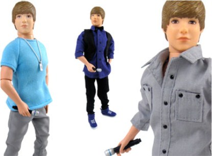 Save The Children - Justin Beiber Singing Dolls And Toys For Sale