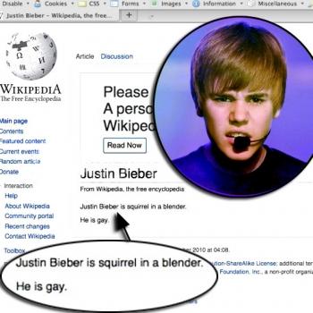 Justin Bieber Was Cyber Bullied