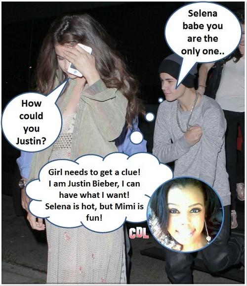 Justin Bieber's Drug Orgy Hookup With Milyn Mimi Jenson Nursing Student Caused Selena Gomez Breakup