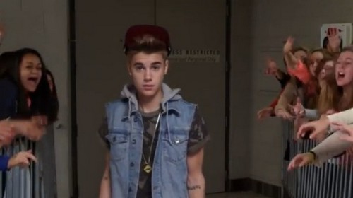 Want Justin Bieber To Come To Your School?  Watch This Video!