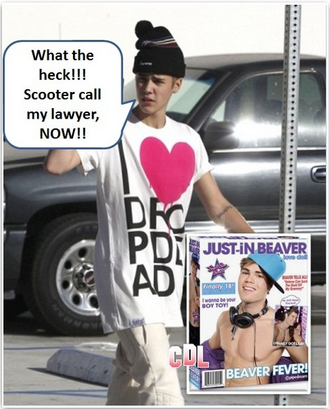 Justin Bieber Blow Up Sex Doll – Just-in Beaver (Photo)