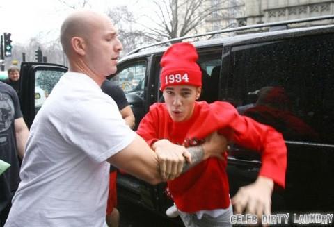 Justin Bieber Arrest Possible After Battery of Nieghbor - Police Investigate