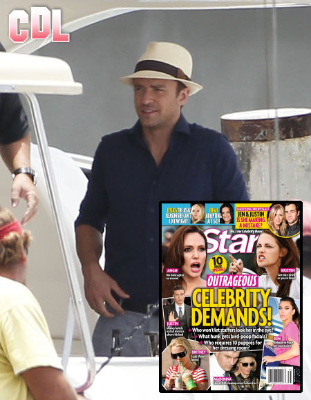 Crazy Celebrity Demands: Justin Timberlake Needs Mirrors above his Bed, Kim Kardashian makes someone Flush her Toilet, and More!