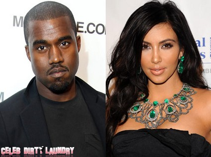 Kim Kardashian And Kanye West Flirted For Almost A Decade Before Hooking Up