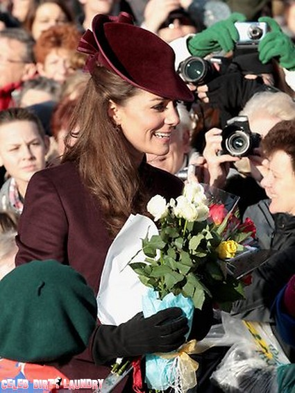 Kate Middleton Wows The Royals At Christmas