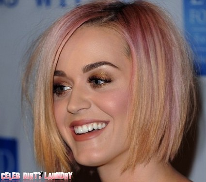 Katy Perry's New CD Will Focus On Split With Russell Brand