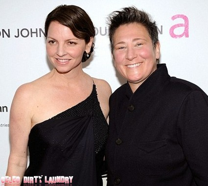 K.D Lang Splits With Partner After 9 Years