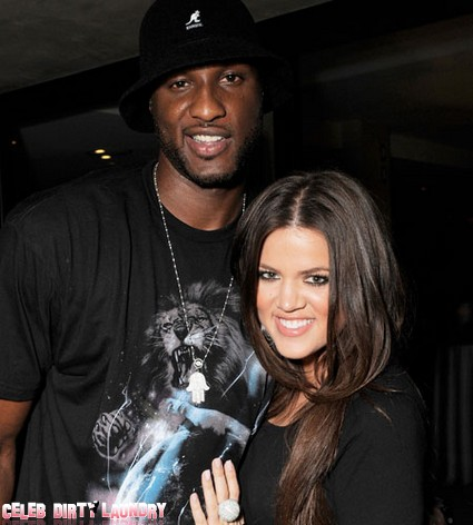 Is It The End For Reality TV Couple Khloe Kardashian And Lamar Odom?
