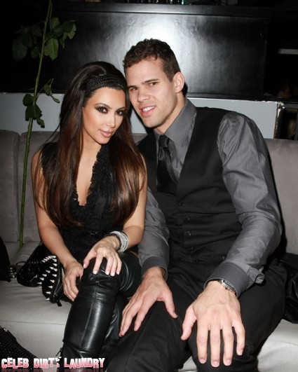 Kris Humphries Caught Out In Wedding Present Feud With Kim Kardashian
