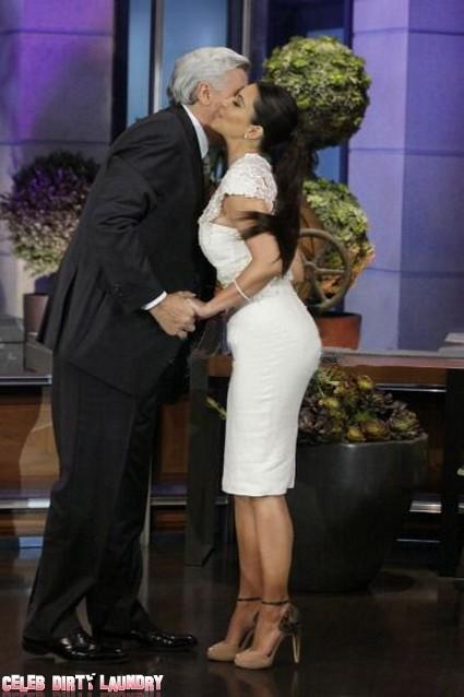 Kim Kardashian Talks Love And Divorce With Jay Leno (Photo)