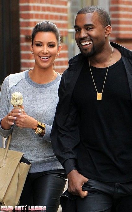 Engagement Alert : Kanye West Meets Kim Kardashian's Family