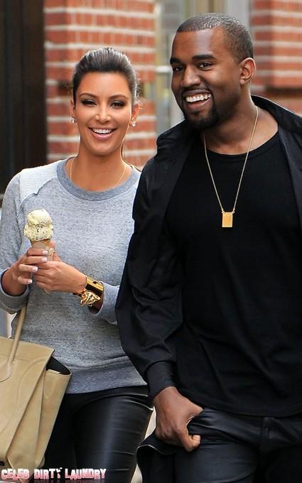 Engagement Alert : Kanye West Meets Kim Kardashian's Family
