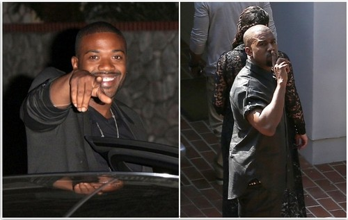 Kanye West, Ray J Expected At BET Awards, Will They Clash Over Offensive Kim Kardashian Song?